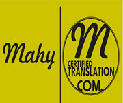 MAHY for Certified Translation